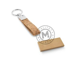 Cork and metal keyring, Corks