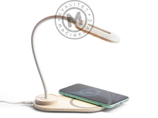 Desk lamp with wireless charger, Ozzel