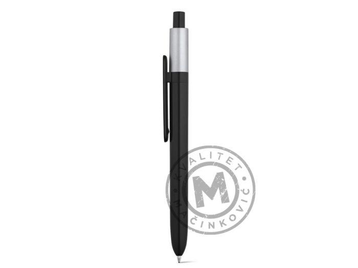 hemijska-olovka-od-sjajne-abs-plastike-kiwu-metallic-srebrna