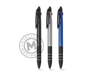 Hemijska olovka sa mastilom u tri boje, Multis