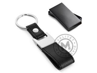 Imitation leather keyring, Blackwall