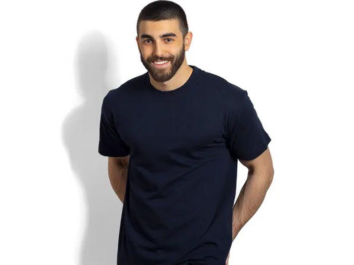 men's-cotton-t-shirt-master-men-180-blue
