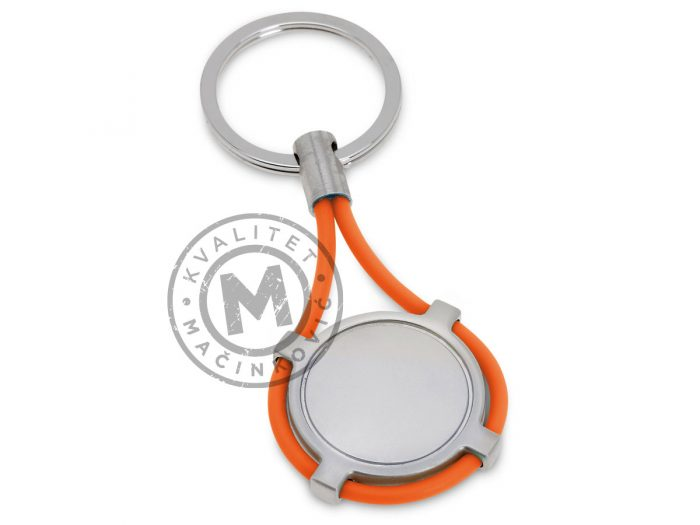 okrugli-metalni-privezak-indurain-narandzasta