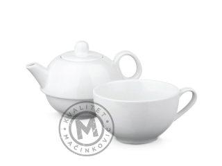 Porcelanski set za čaj, Infusions