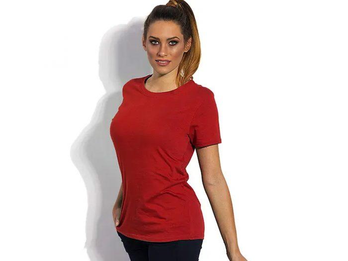 zenska-pamucna-majica-kratkih-rukava-master-lady-180-crvena