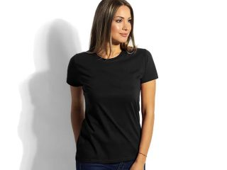 Ženska pamučna majica kratkih rukava, Master Lady 180