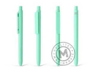 Antibakterijska plastična hemijska olovka, Ava AB