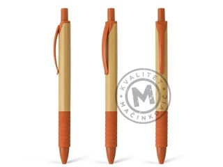 Bamboo ball pen, Grass