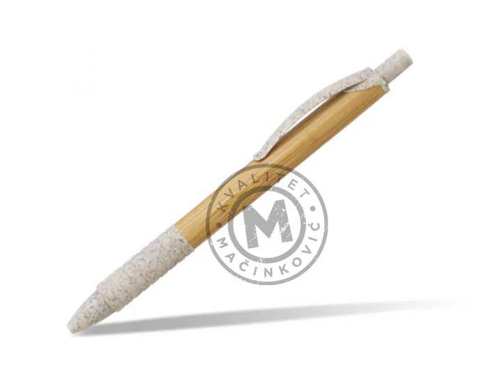 drvena-hemijska-olovka-grass-bez