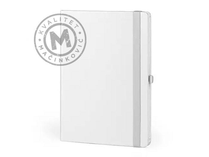 notebook-B5-Oslo-B5-silver