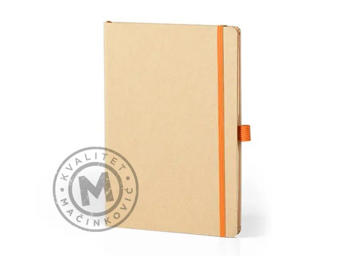 notebook-a5-forest-orange