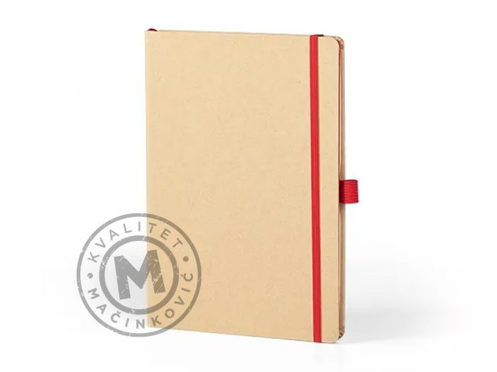notebook-a5-forest-red