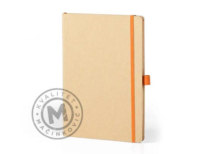 notes-a5-formata-forest-narandzasta