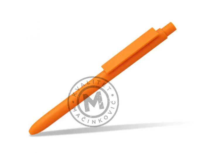 plastic-ball-pen-ava-orange