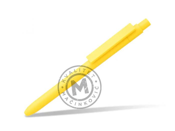plastic-ball-pen-ava-yellow
