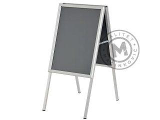 Aluminijumski reklamni ram, A-Board B1