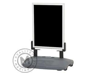 Aluminijumski reklamni ram sa postoljem, Wind Display A1