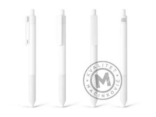 Antibacterial plastic ball pen, Onyx AB