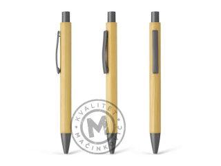 Biodegradable ball pen, Titanium Bamboo