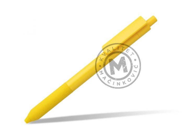 plasticna-hemijska-olovka-onyx-zuta