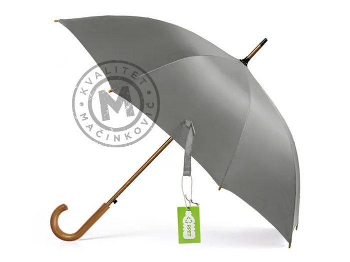 umbrella-with-automatic-opening-classic-rpet-gray