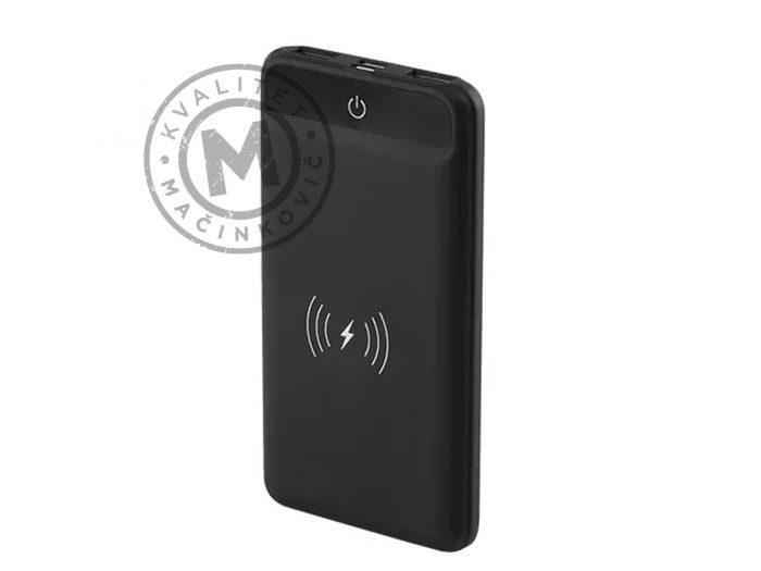 wireless-power-bank-10000-mAh-amper-black