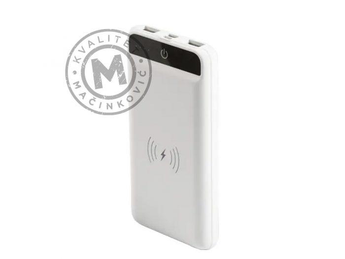 wireless-power-bank-10000-mAh-amper-white