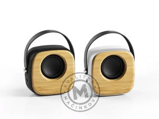 Bluetooth zvučnik od bambusa, Ronnie