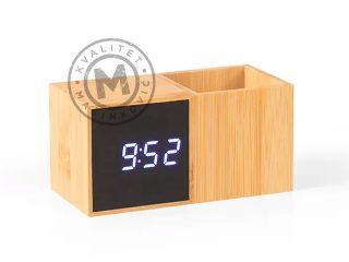 Digitalni stoni LCD sat, Grid