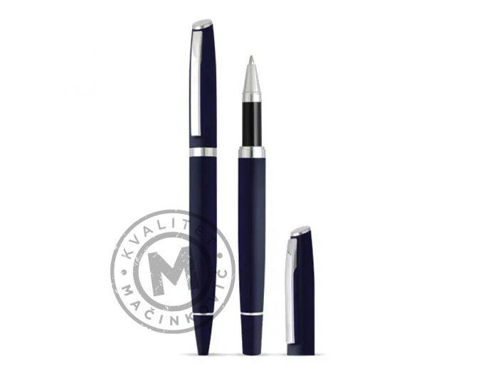 metal-ball-pen-and-roller-pen-set-astra-plus-blue