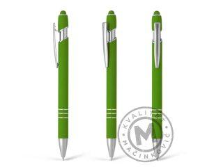 "Metal ""touch"" ball pen, Armada Soft"