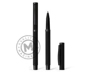 Metalna roler olovka, Titanium Jet Black R