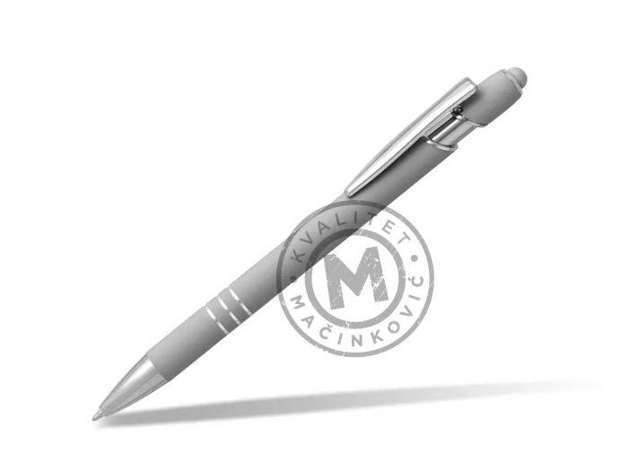 metalna-touch-hemijska-olovka-armada-soft-srebrna