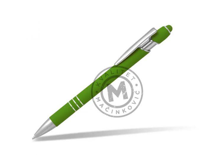 metalna-touch-hemijska-olovka-armada-soft-svetlo-zelena
