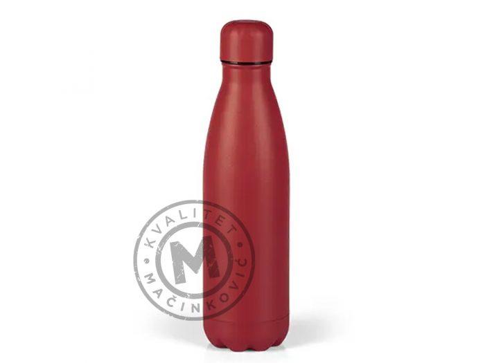 metalni-termos-fluid-lux-crvena