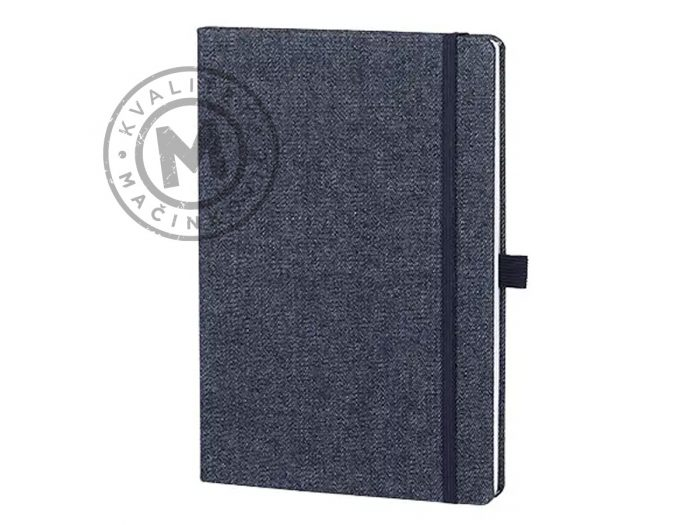 notebook-A5-jeans-notebook-title