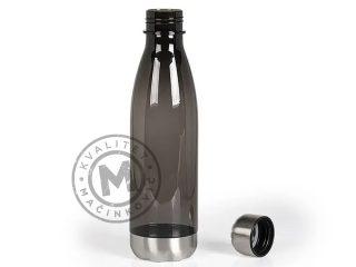 Plastic sports bottle, Juice