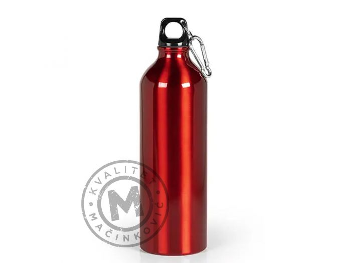 sports-bottle-with-carabiner-campus-maxi-red