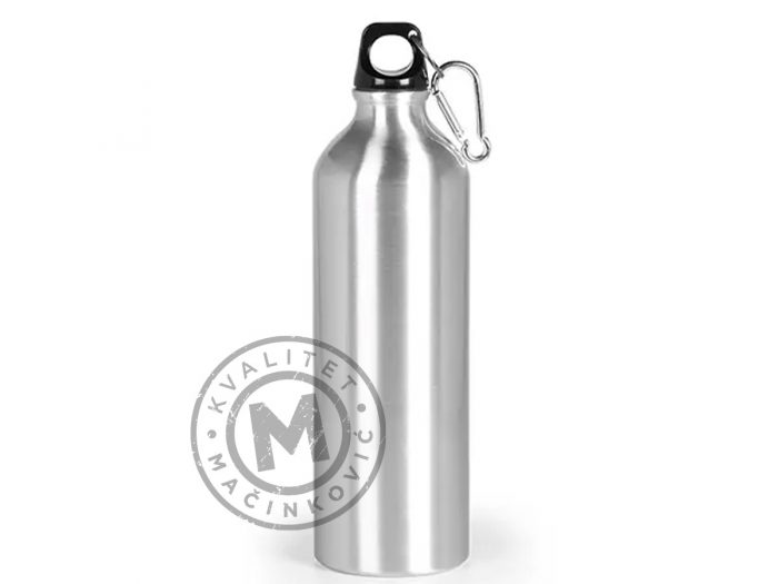 sports-bottle-with-carabiner-campus-maxi-silver