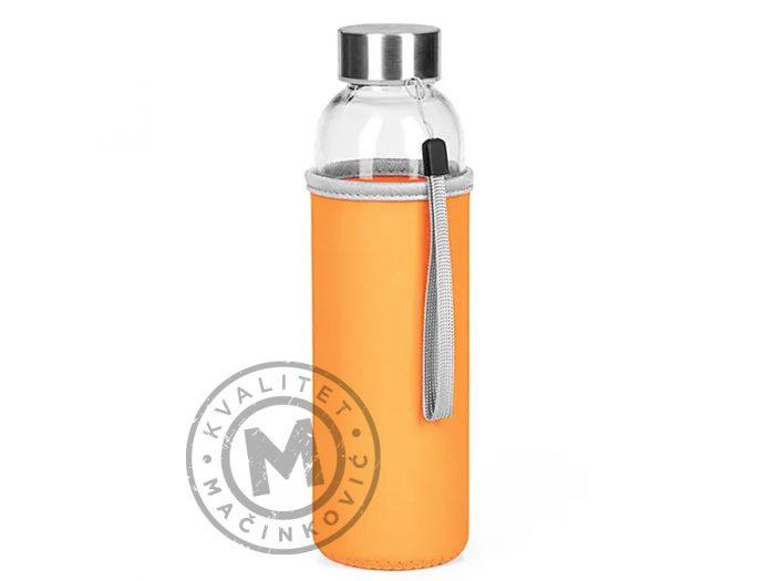 sports-bottle-with-neoprene-pouch-primavera-orange