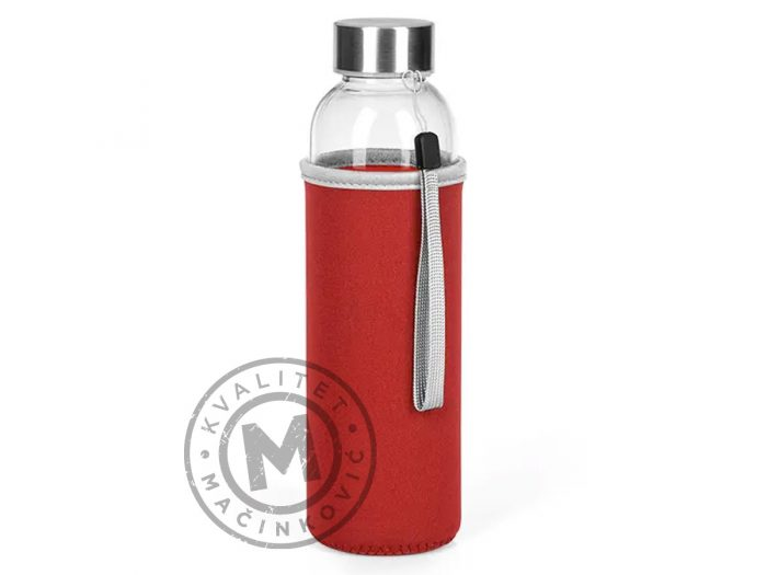sports-bottle-with-neoprene-pouch-primavera-red