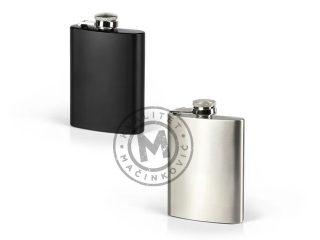 Stainless steel flask, Brandy 4