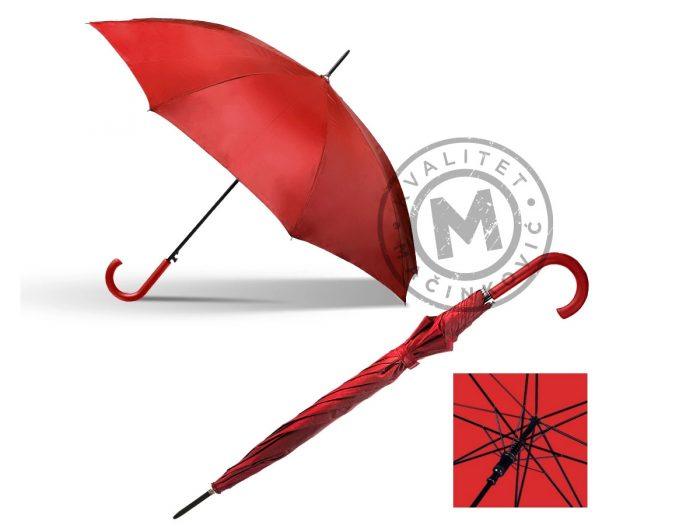 Umbrella with automatic opening, Zeus Plus