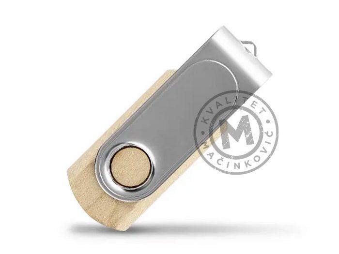 usb-flash-memorija-smart-wood-mat-metal