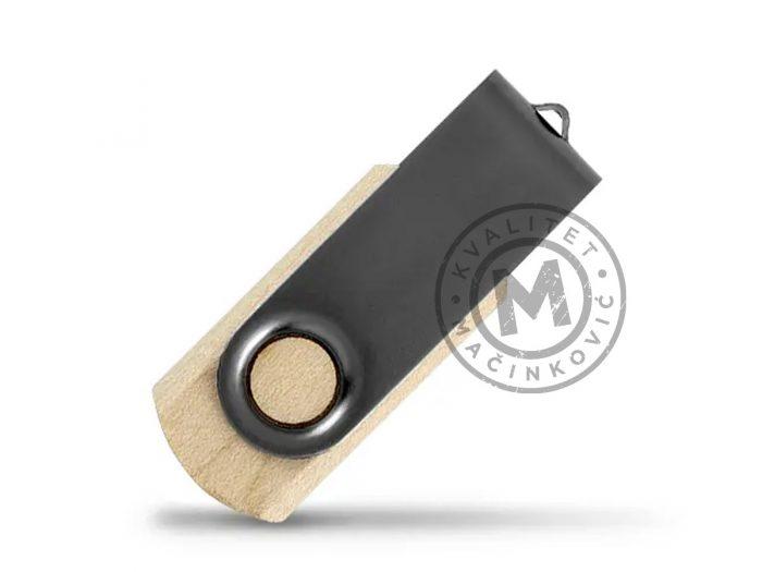 usb-flash-memorija-smart-wood-siva