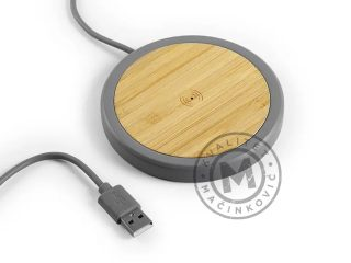 Wireless charger for mobile phones, Flintstone