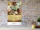 calendar good old times march-april