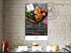 calendar my bakery oct