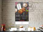calendar my bakery sep