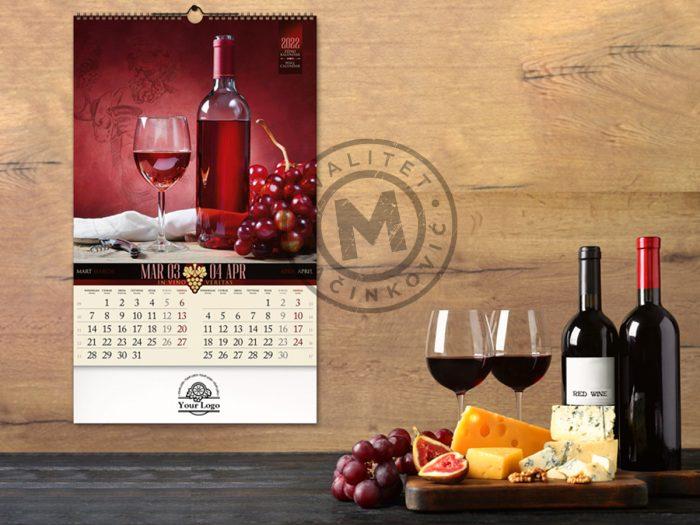 wall-calendar-wine-march-april